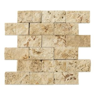1_natural_stone_2x4_split_face_mosaic_classic_rustic_travertine_www.thulahome.com