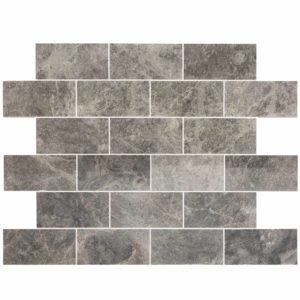 20012370 tundra blue marble tile 12x36 honed top piece www.thulahome.com