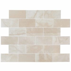 20012395 colossae cream marble tiles 24x48 polished top profile www.thulahome.com
