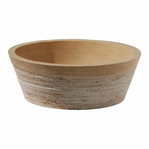 20020020-Natural-Stone-Vessel-Sink-Ligt-Spilitface-Travertine-Profile-www.thulahome.com