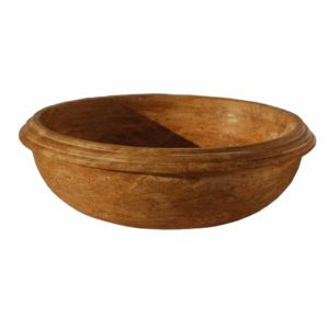 20020042-Natural-Stone-Vessel-Sink-Gold-Travertine-Profile-View-45x15-www.thulahome.com