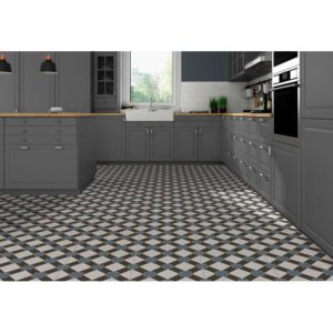 Bella Via Hydraulic Exeter Porcelain Tiles