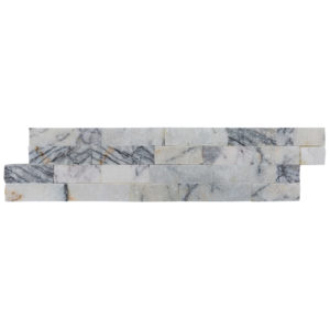 20012459-split-face-lilac-marble-stacked-stone-ledger-panel-6x24-single-view-model-a-www.thulahome.com