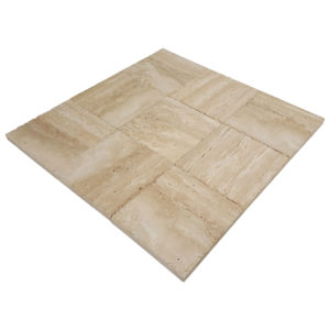 20020075-denizli-beige-vein-cut-travertine-pavers-honed-chiseled-12x12-multi-top-angle-view-www.thulahome.com