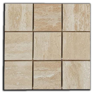 20020082-classic-travertine-vein-cut-mosaic-tiles-honed-straight-3x3-piece-vein-cut-view-www.thulahome.com