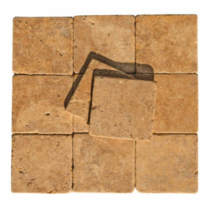 20012438-gold-yellow-tumbled-travertine-tiles-6x6-top-custom-profile-www.thulahome.com