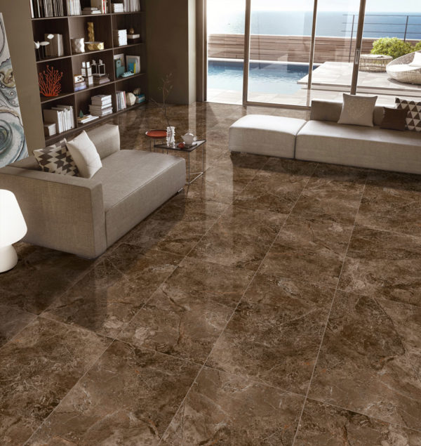 ANK258-Patara-Brown-Glazed-Porcelain-Tile-living-room-view