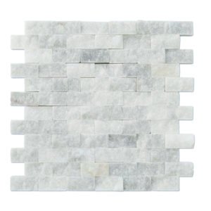 20012355-carrara-white-splitface-marble-mosaics-1x2-top-