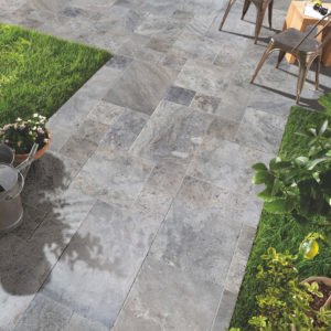 10077236-Silver-grey-Antique-Pattern-Travertine-Tile-garden-view-2S3A2920-F